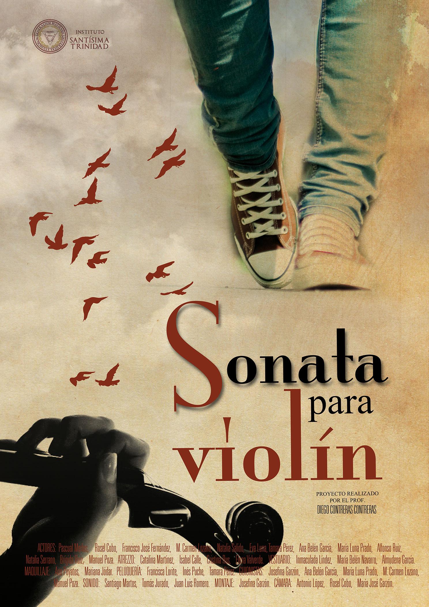 SONATA DE VIOLIN